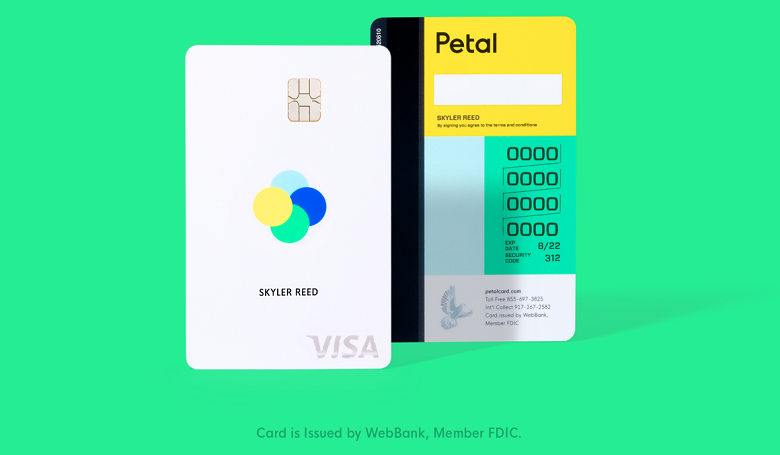 Petal Visa® Credit Card: A New Way to Build Credit
